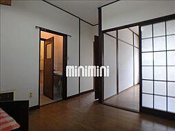 青雲荘[2階]の外観