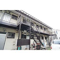 東京都杉並区上高井戸3丁目の賃貸アパートの外観