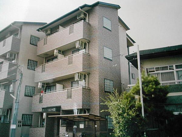 ウエストエンド3 1階の賃貸【奈良県 / 奈良市】