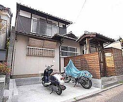 京都府京都市左京区下鴨神殿町の賃貸アパートの外観