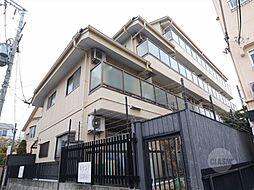 アミニティーハイツ田村[1階]の外観