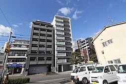 福岡県福岡市中央区平尾5の賃貸マンションの外観