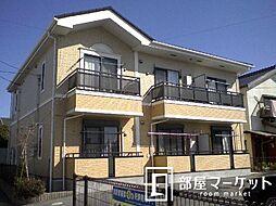 愛知県豊田市緑ケ丘4丁目の賃貸アパートの外観