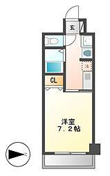 GP栄本町通り[2階]の間取り