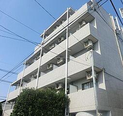 東京都小金井市貫井南町3丁目の賃貸マンションの外観