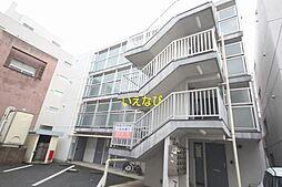 岡山県岡山市北区野田3丁目の賃貸マンションの外観