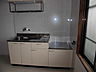 キッチン,2DK,面積38m2,賃料4.3万円,JR土讃線 高知駅 徒歩7分,,高知県高知市比島町4丁目3-4