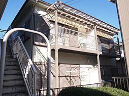 第一ヴィラ坂井[1階]の外観