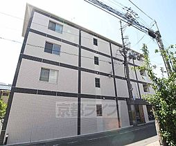京都府京都市南区唐橋羅城門町の賃貸マンションの外観