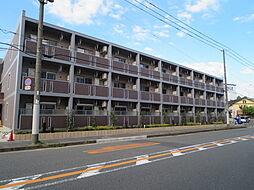 大阪府東大阪市南上小阪の賃貸マンションの外観