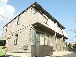 静岡県浜松市南区青屋町の賃貸アパートの外観