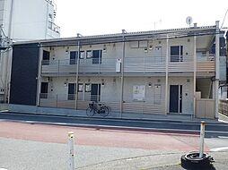 都営三田線 新板橋駅 徒歩12分の賃貸アパート