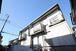 矢作 ハイツ[1階]の外観