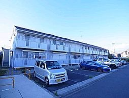 東京都足立区神明3丁目の賃貸アパートの外観