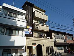 京都府京都市左京区松ヶ崎正田町の賃貸マンションの外観
