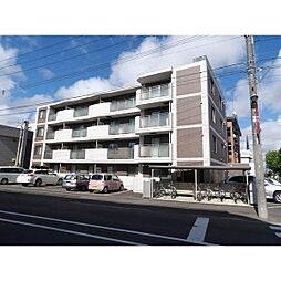 北海道札幌市北区北三十八条西3丁目の賃貸マンションの外観