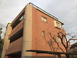 シルビアII[1階]の外観