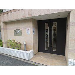 東京都葛飾区亀有3の賃貸マンションの外観