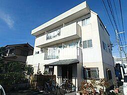 島崎マンション[2階]の外観