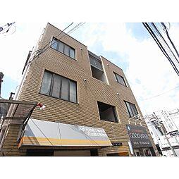 奈良県奈良市西新在家号所町の賃貸マンションの外観