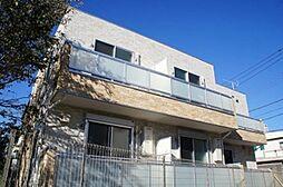 千葉県市川市市川南4の賃貸アパートの外観