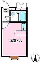 常盤平駅 2.2万円