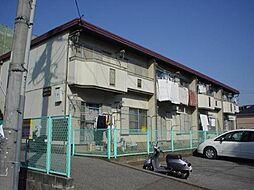 第2富田コーポ[203号室]の外観