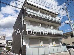 千葉県松戸市常盤平2丁目の賃貸マンションの外観