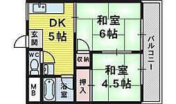 なかもず駅 4.2万円