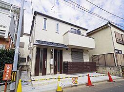 埼玉県志木市幸町3丁目の賃貸アパートの外観