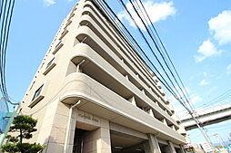 広島県広島市南区大州4丁目の賃貸マンションの外観