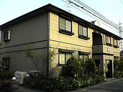 京都府京都市山科区小野蚊ケ瀬の賃貸アパートの外観