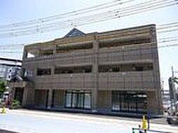 静岡県静岡市葵区柚木の賃貸マンションの外観