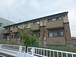 セジュールT・M[1階]の外観