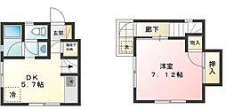 [テラスハウス] 東京都豊島区西巣鴨1丁目 の賃貸【/】の間取り