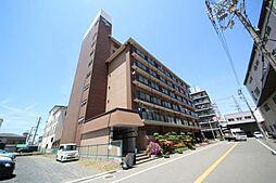 大阪府東大阪市長田中4丁目の賃貸マンションの外観