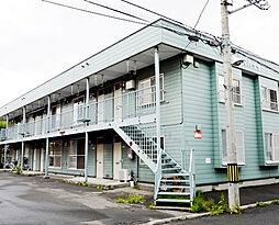 北海道札幌市厚別区厚別南1丁目の賃貸アパートの外観