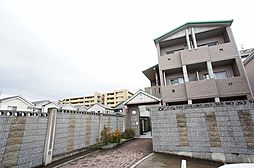 京都府向日市寺戸町二ノ坪の賃貸マンションの外観