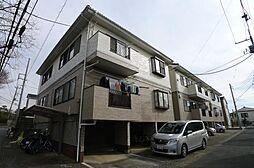富士ハウスB[205号室]の外観