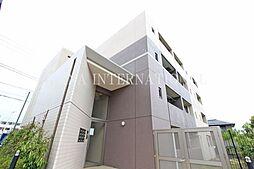 東京都調布市深大寺東町2丁目の賃貸マンションの外観