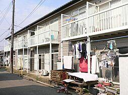 花島ハイツ[102号室]の外観