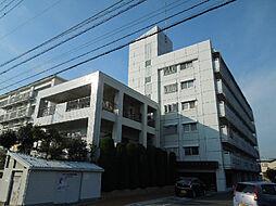 愛媛県松山市桑原2丁目の賃貸マンションの外観