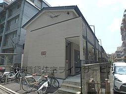 レオパレスJ BOX III[104号室]の外観
