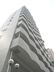 ホープシティ天神橋[12階]の外観