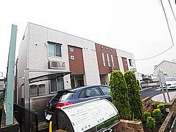 千葉県松戸市串崎南町の賃貸マンションの外観