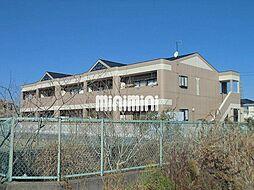 岐阜県美濃加茂市加茂野町鷹之巣の賃貸マンションの外観