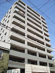 エスリード北田辺第3[7階]の外観