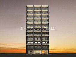 K.U.D香椎[8階]の外観
