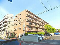 埼玉県戸田市喜沢南1丁目の賃貸マンションの外観