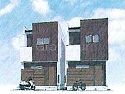 [一戸建] 大阪府大阪市福島区野田4丁目 の賃貸【/】の外観